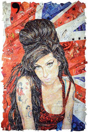 Amy Winehouse, 2014